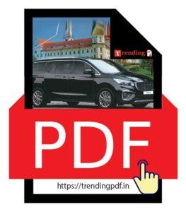 Download Kia Carnival 2021 Brochure PDF