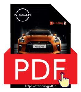 Nissan GTR Car Brochure PDF